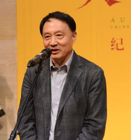 国务院参事室副主任、中国美协副主席、北京画院院长王明明