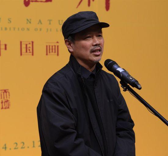 中国艺术研究院常务副院长田黎明