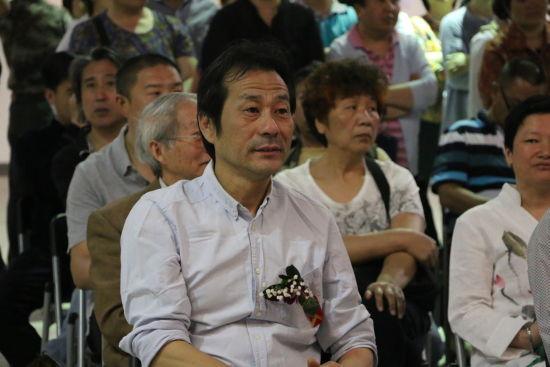 上上国际美术馆馆长李广明参加开幕式
