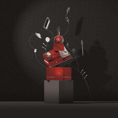 路易十三倾情呈献《礼·尚》系列 专属定制礼盒系列 礼赞人生珍贵时刻