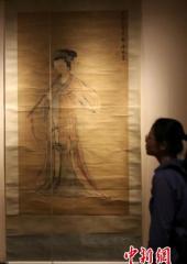 南京博物院所藏唐伯虎书画全展出