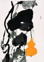 朱万章扈鲁绘画联展在北京团城艺术馆举办